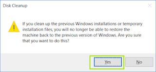 How to Delete Windows.old folder completly in windows 9