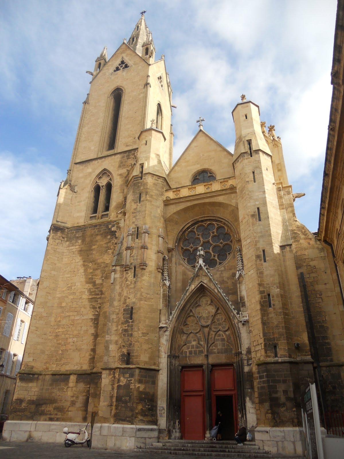 Construction Aix En Provence megan & vince's excellent adventure: aix-en-provence marks