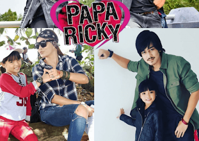 pelakon drama papa ricky