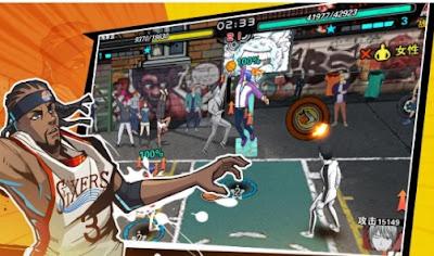 Streetball Hero v1.1.5 Mod Apk Android Terbaru