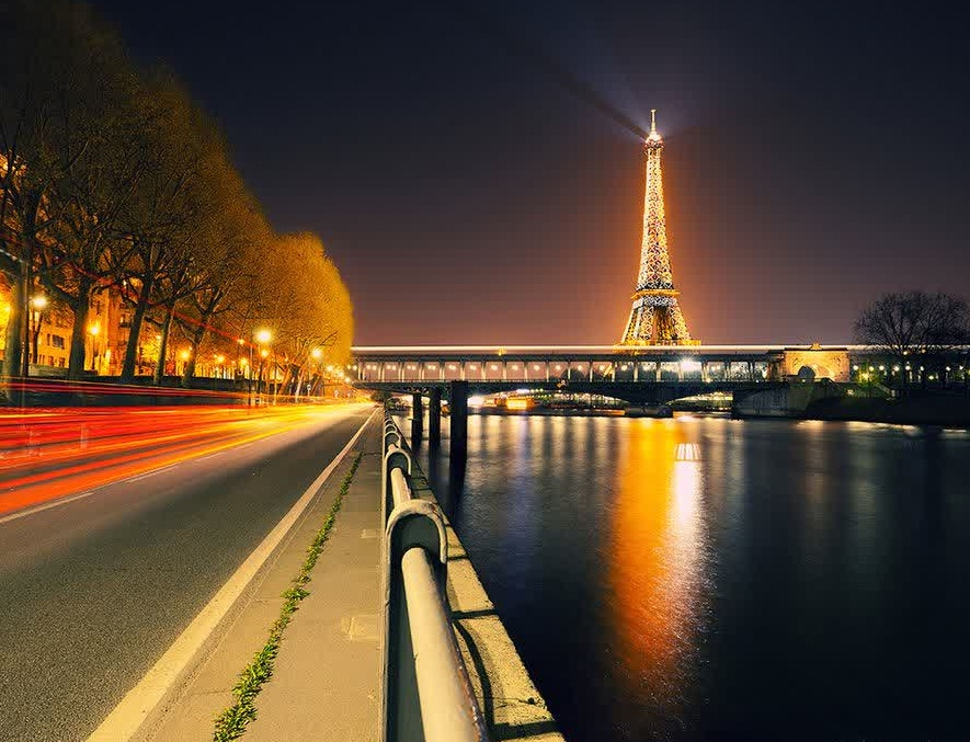 The First List For Most Beautiful Sights In World Is None Other Than Fashion Capital Paris Year After This Mode City Attracts Millions Of