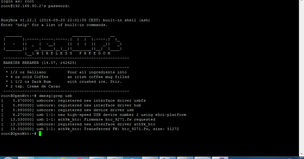 tp link tl wr842nd firmware update openwrt how install