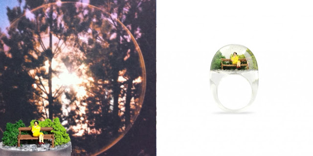 Fragmented Chronicles Rings