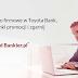 180 zł za założenie konta firmowego w Toyota Bank