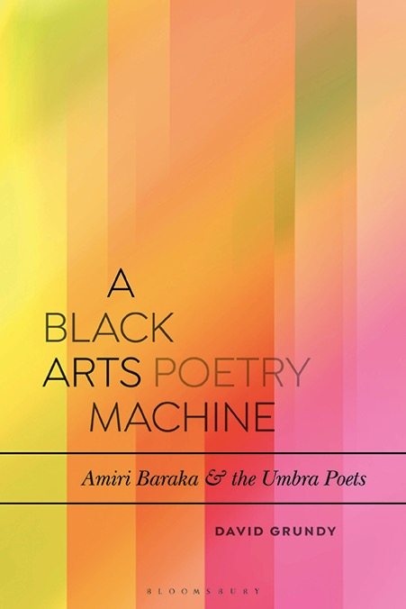 A Black Arts Poetry Machine