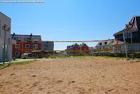 Volleyballfeld - Dorfhotel Sylt