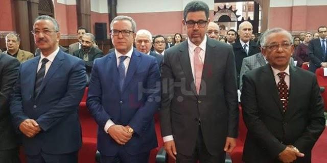وزراء العدل ومسؤولون يناقشون استقلال السلطة القضائية