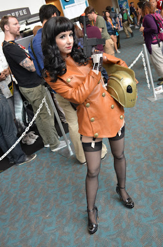 rocketeer cosplay