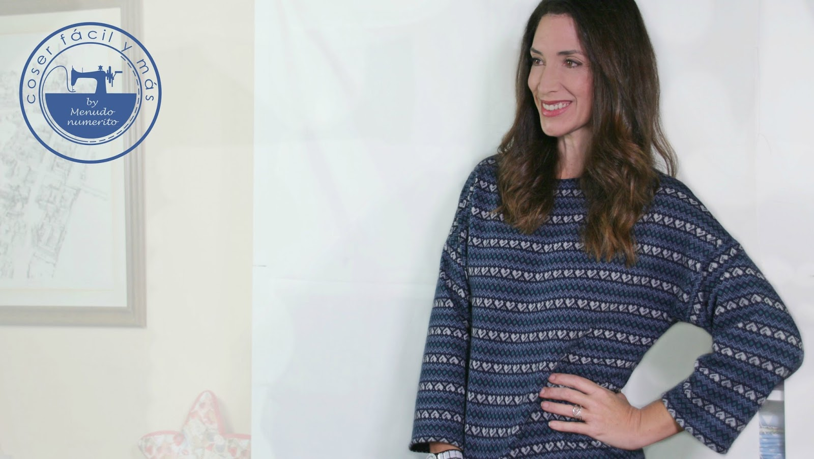 Jersey de punto sin tejer, clona tu ropa. - El blog de Coser fácil y ...
