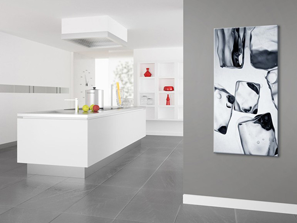 Heat Things Up With Art Electric Radiators With