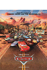 Cars (2006) BRRip 1080p Latino AC3 5.1 / Español Castellano AC3 2.0 BDRip m1080p