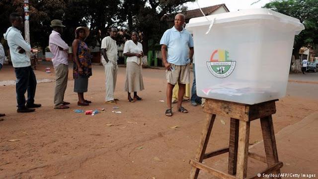 Guiné-Bissau: Recenseamento eleitoral arranca a 23 de agosto