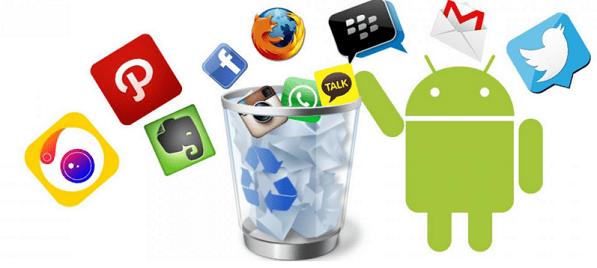 cara menghapus aplikasi bawaan android tanpa harus root