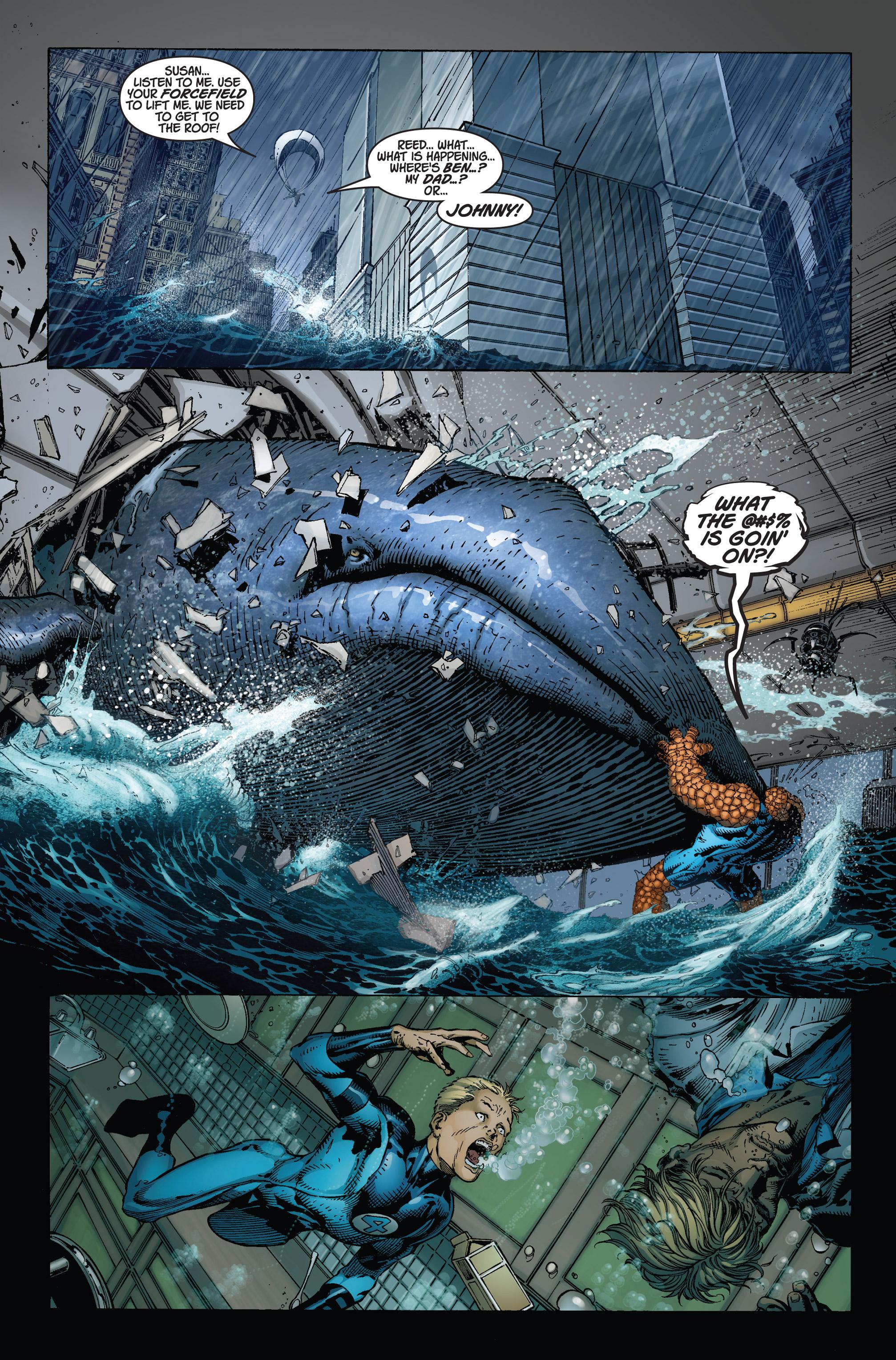 Read online Ultimatum comic -  Issue #1 - 9
