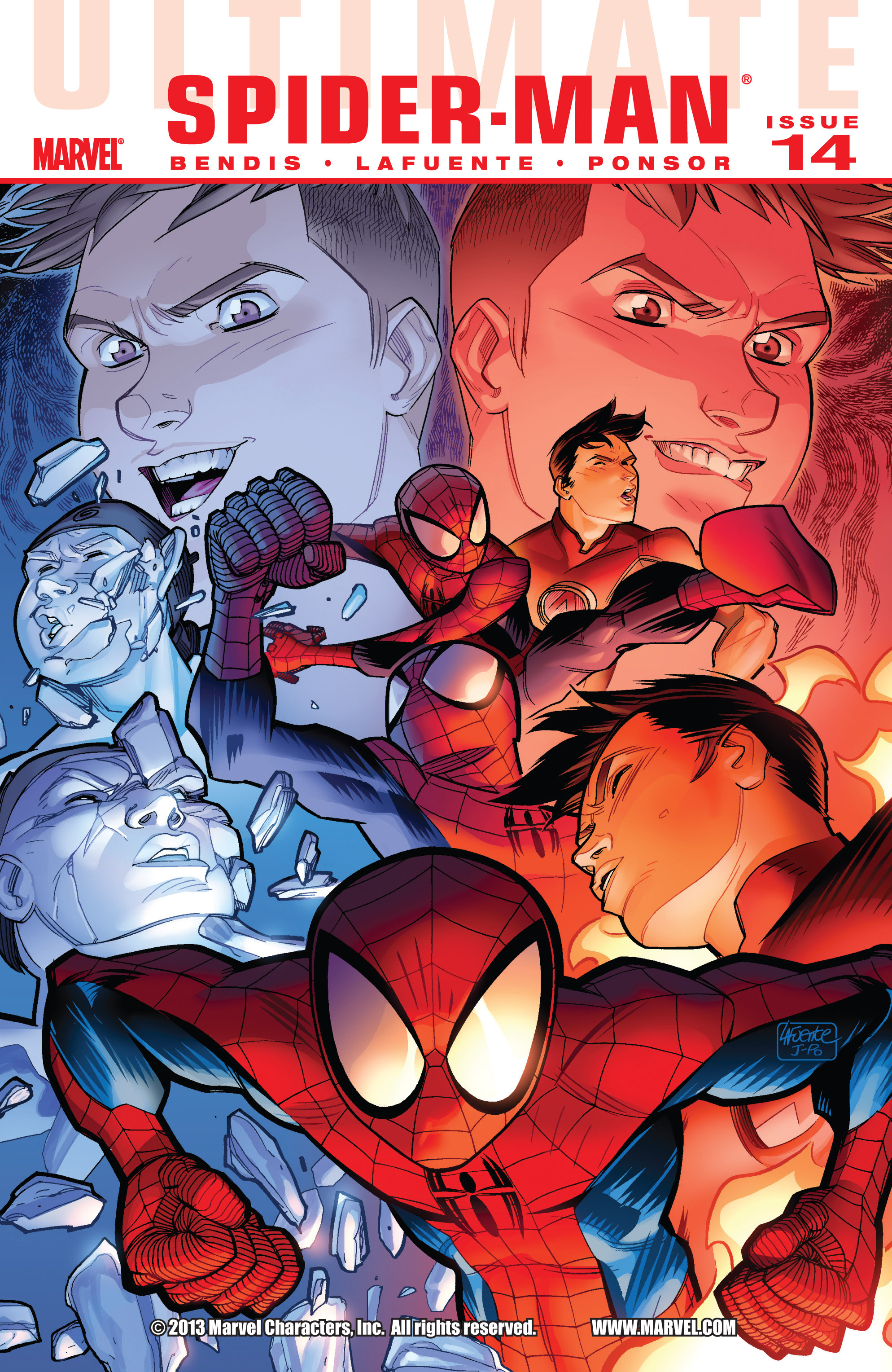 Read online Ultimate Spider-Man (2009) comic -  Issue #14 - 1
