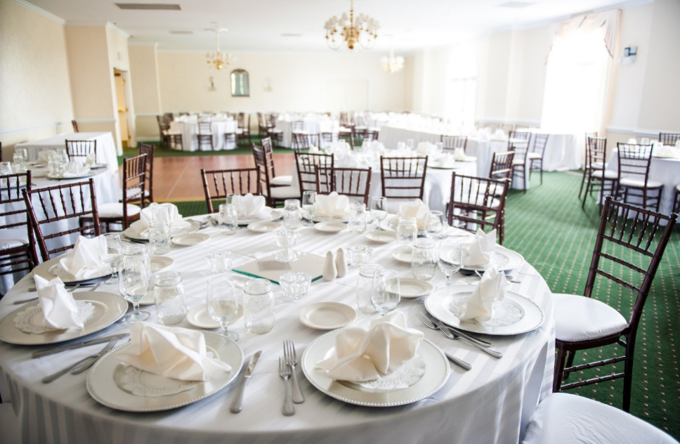 Evergreen Country Club Wedding Venues