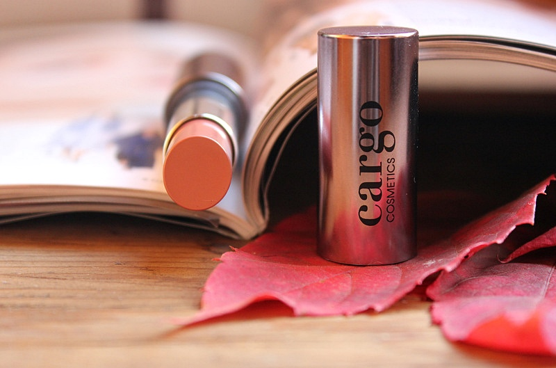 Помада для губ CARGO Essential Lip Color #Dubai / обзор, отзывы, фото