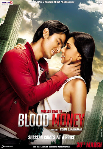 Free Download Blood Money 2012 Hindi 720p  800mb