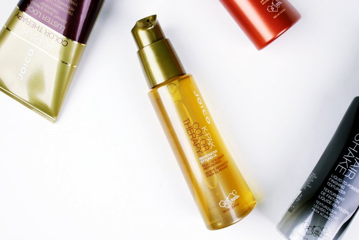 K Pak Color Therapy Restorative Styling Oil