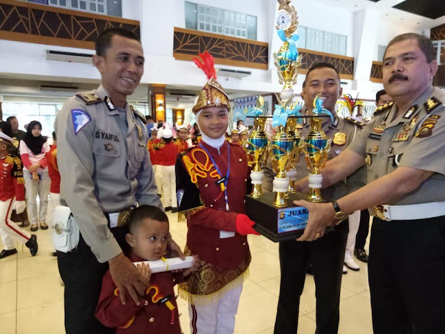 Pocil Polres Muba Juara 2 Tingkat Provinsi