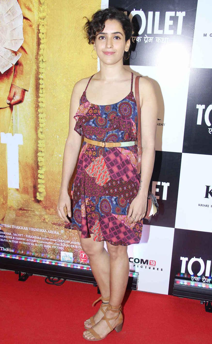 Bollywood Celebrities at 'Toilet: Ek Prem Katha' Special Screening