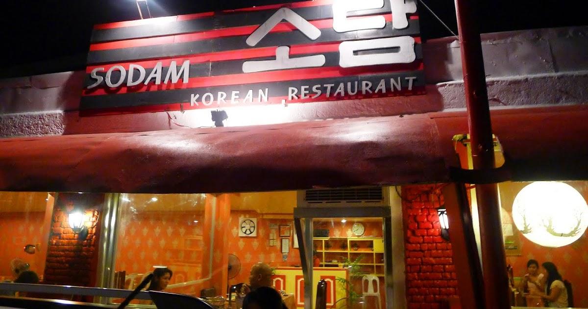 sabor bacolod sodam korean restaurant bacolod. Black Bedroom Furniture Sets. Home Design Ideas