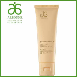 Reviewing Arbonne's RE9 Advanced Cellular Renewal Mask