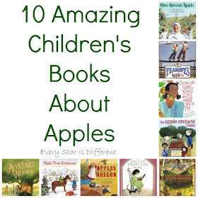 Children's Books About Apples