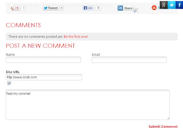 Custom Intense Debtae Minimalist Design Style for Business BlogShop and blog