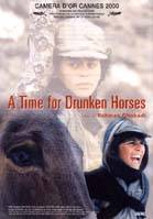 Vanavond op tv: Een tijd voor dronken paarden