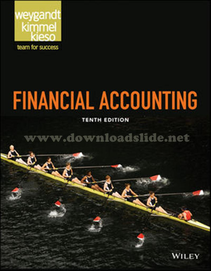 Download slide financial accounting 10th edition by kieso weygandt download slide financial accounting 10th edition by kieso weygandt kimmel fandeluxe Choice Image