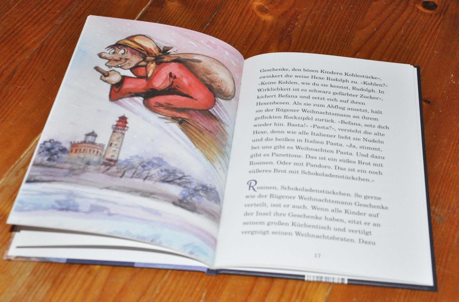 Rügens Weihnachtsmüder Weihnachtsmann Inselkinder Verlag Isbn 978 3 9817217 6 8 32 Seiten 11 50 Euro De