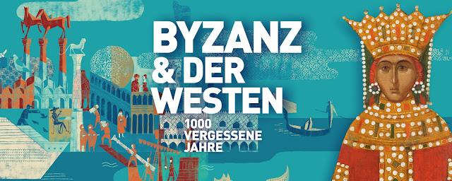 'Byzantium & the West - A millenium forgotten' at the Renaissance Castle Schallaburg, Lower Austria