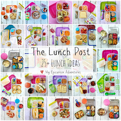 lunch boxes, fun lunches, healthy meals for kids, easylunchboxes