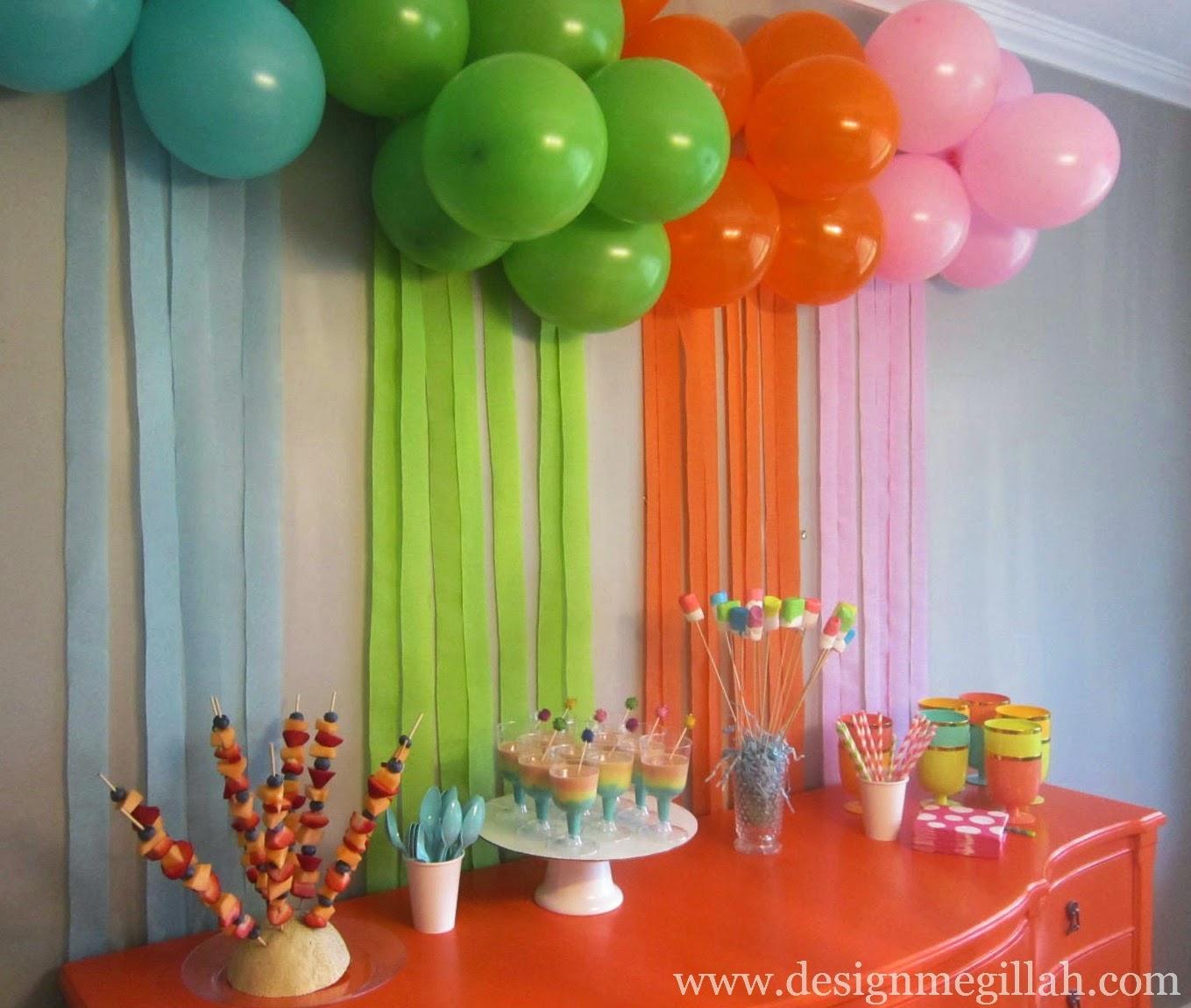 The Art Birthday Party