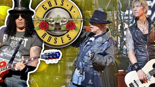 Venta de boletos Guns N Roses Ciudad de Mexico 2016 2017 2018