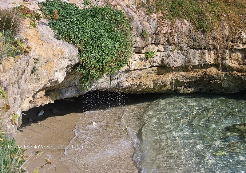 Fall in Kefalonia - Agios Thomas, Karavados