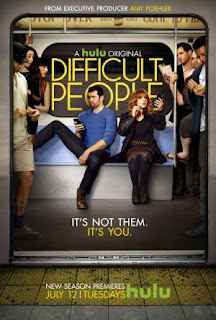 Difficult People Season 2 poster