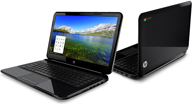 HP First Pavilion 14 Chromebook Official Launches