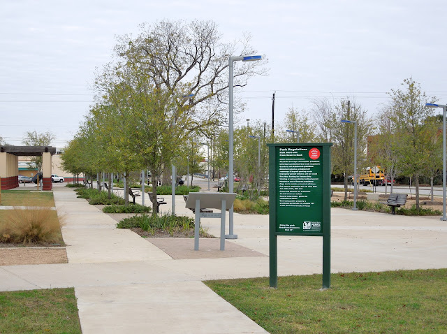 City of Houston Park Rules Posted