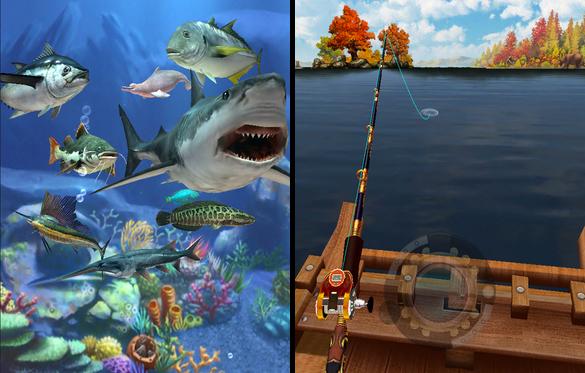 iOS/Android:釣魚發燒友 APK下載(Ace Fishing APK),手機3D真實釣魚遊戲APP推薦