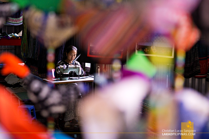 Sapa Weaving Vietnam