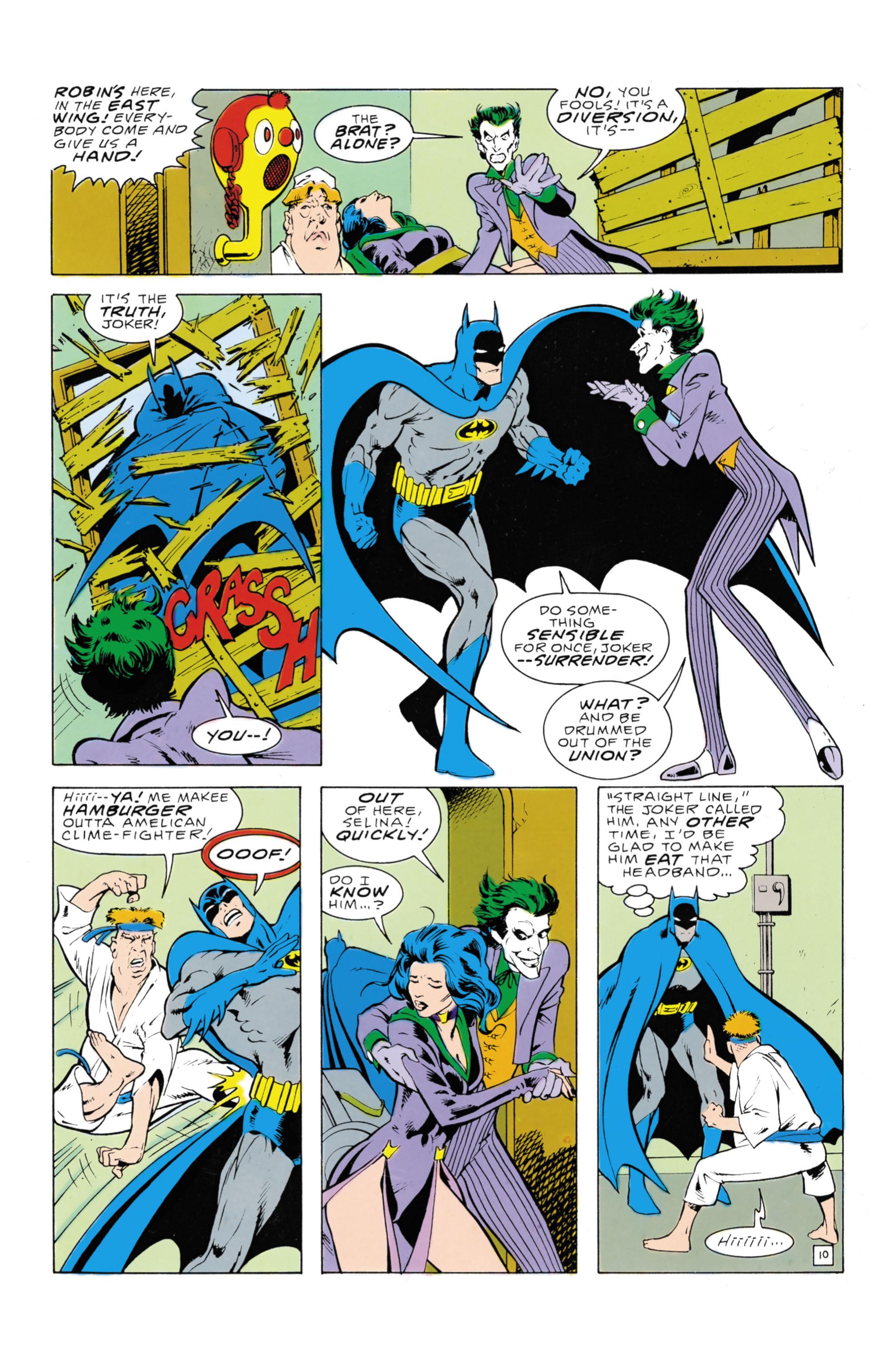 Detective Comics (1937) 570 Page 10