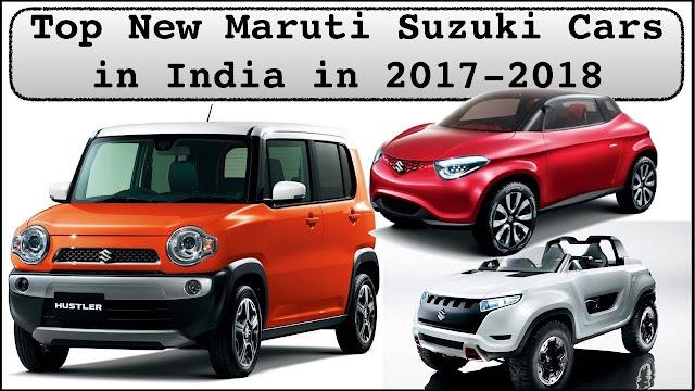 New Maruti Suzuki Car