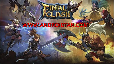 Final Clash 3D FANTASY MMORPG Mod Apk v1.17.9 God Mode Terbaru