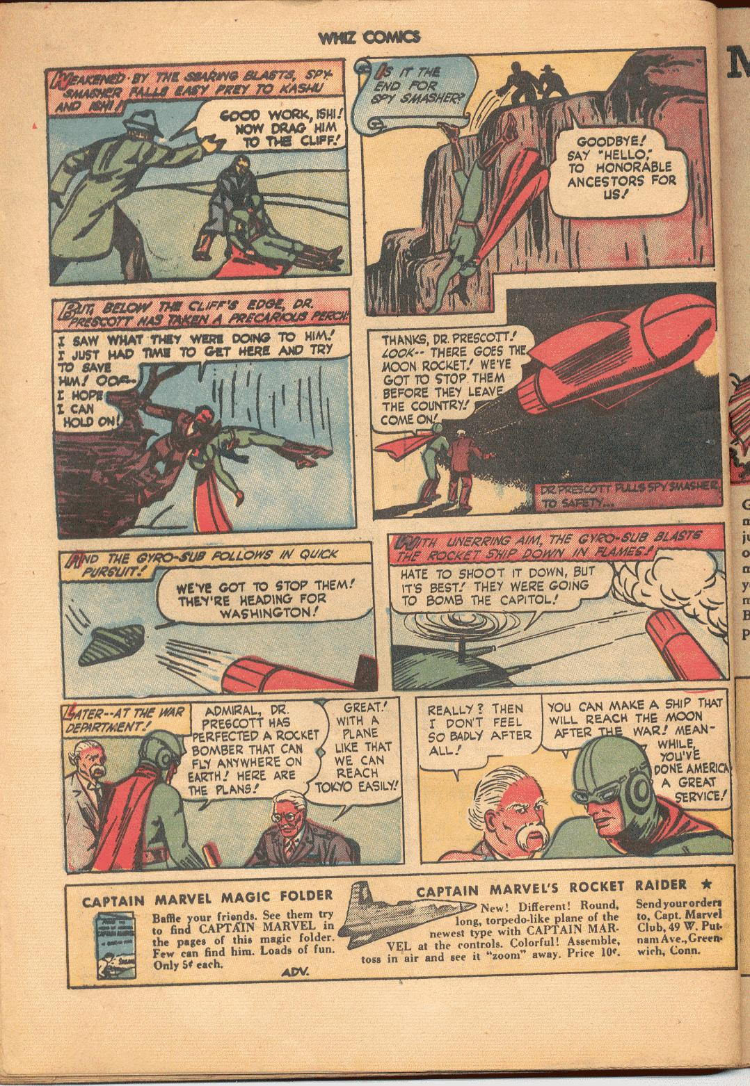 WHIZ Comics issue 71 - Page 32