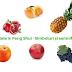 Fructele în Feng Shui - Simboluri și semnificații