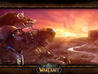 Истории Шамана I - Встреча в Бесплодных землях - рассказ, фанфик к вселенной Warcraft
