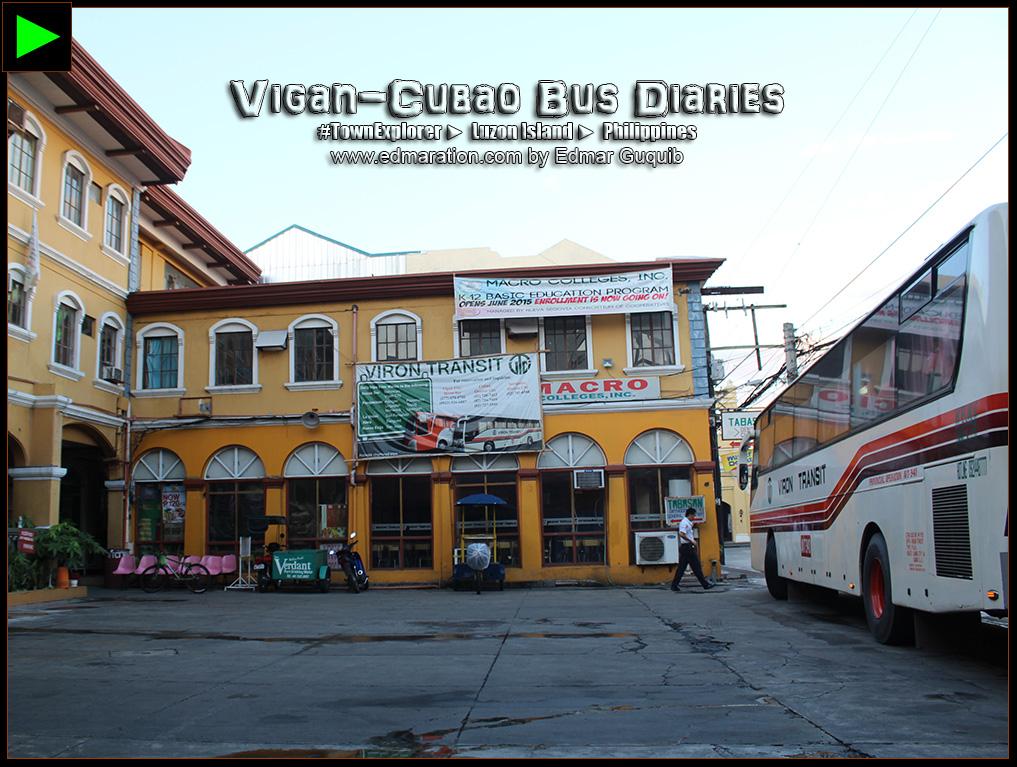 VIRON BUS TERMINAL, VIGAN