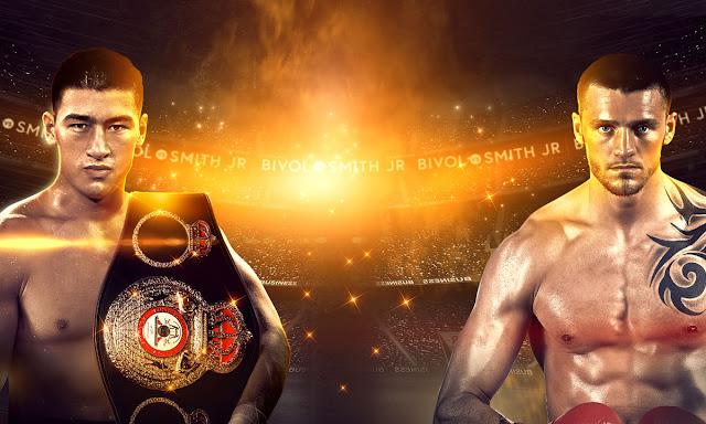 Dmitry Bivol vs. Joe Smith Jr